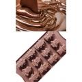 Силиконова форма(матрица) за бонбони
