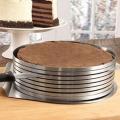 Форма за рязане на блатове за торта