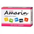 Амарин (Amarin) - 30 таблетки