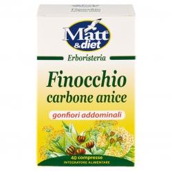Див копър и анасон (Finocchio Carbone Anice)