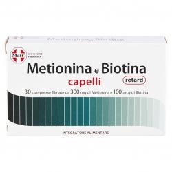 Метионин и биотин (Metionina E Biotina Capelli)