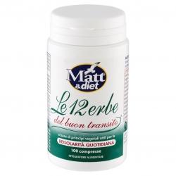 12 Билки за чист стомах (Lе 12 Еrbe Del Buon Transito)