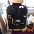 Органайзер и протектор за седалка на кола