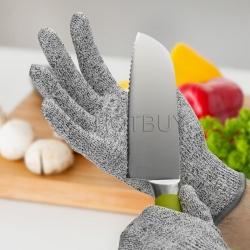 Кухненски ръкавици за рязане на зеленчуци, месо, риба - 2 бр.