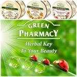 Бързопопиващи кремове за лице GREEN PHARMACY