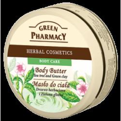 Масло за тяло с чаено дърво и зелена хума