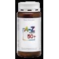 Мултивитамини и минерали A – Z 50+