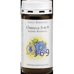 Ленено масло - Омега 3 – 6 – 9 Flax Oil
